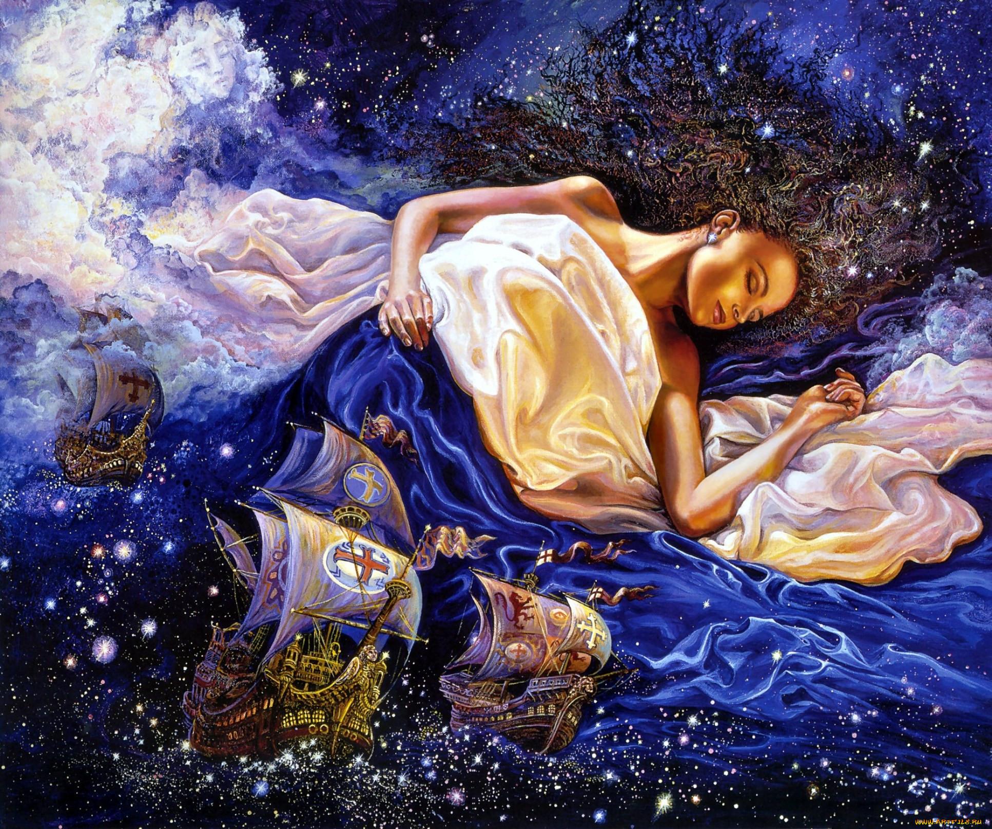 Заговор на ночь на вещие сны